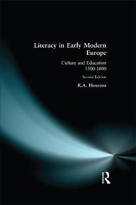 Literacy in Early Modern Europe (Paperback)