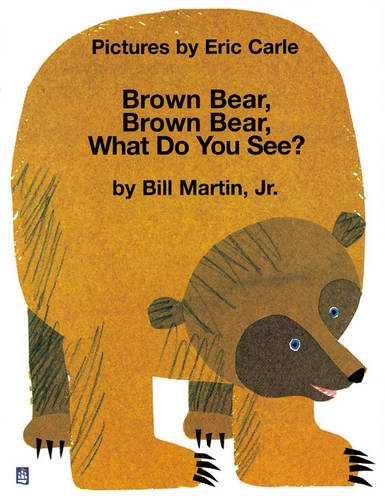 Brown Bear, Brown Bear , What Do You See? - STORYTIME GIANTS (Paperback)