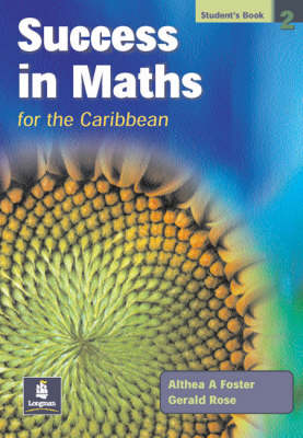 Success in Maths for the Caribbean: Students' Book Bk. 2 - Success in Maths (Paperback)