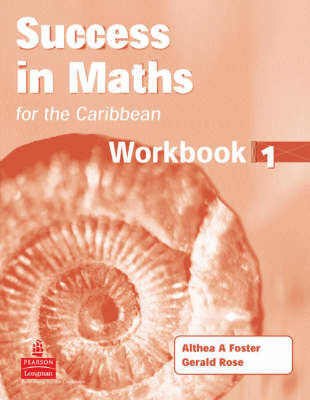 Success in Maths for the Caribbean: Workbook 1 - Success in Maths (Paperback)