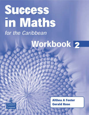 Success in Maths for the Caribbean: Workbook 2 - Success in Maths (Paperback)