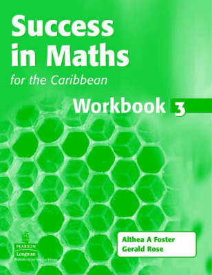Success in Maths for the Caribbean Workbook 3: Workbook 3 - Success in Maths (Paperback)