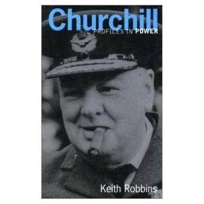 Churchill - Profiles In Power (Paperback)