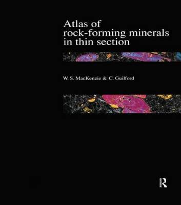 Atlas of the Rock-Forming Minerals in Thin Section (Paperback)