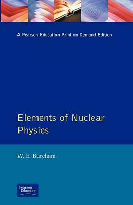 Elements of Nuclear Physics (Paperback)