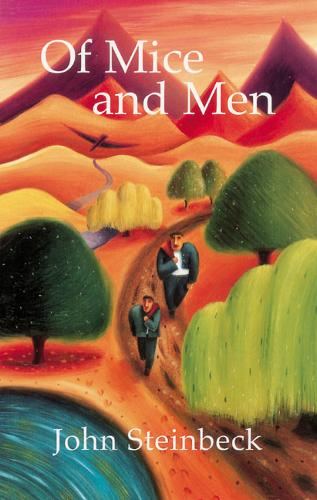 Of Mice and Men (with notes) - LONGMAN LITERATURE STEINBECK (Hardback)