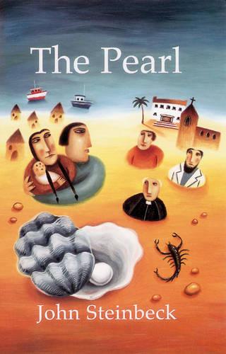 The Pearl - LONGMAN LITERATURE STEINBECK (Hardback)