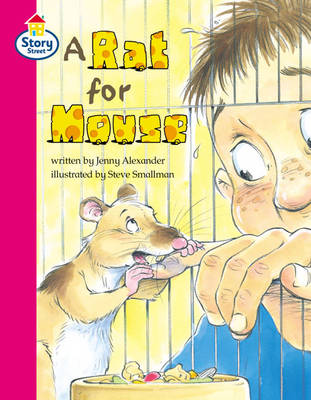A Rat for a Mouse Story Street Competent Step 7 Book 3 - Literacy Land (Paperback)