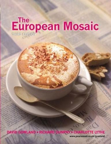 The European Mosaic (Paperback)