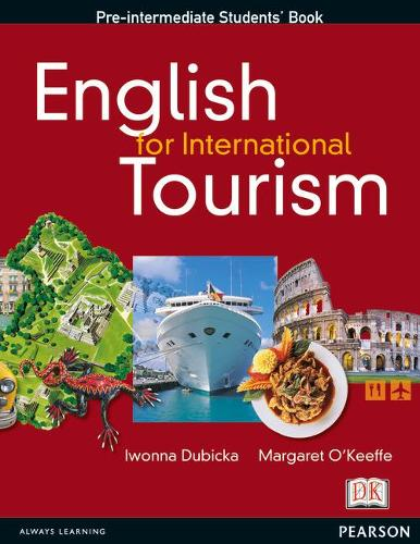 English for International Tourism Pre-Intermediate Course Book: Industrial Ecology - English for Tourism (Paperback)