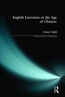 English Literature in the Age of Chaucer - Longman Literature In English Series (Paperback)