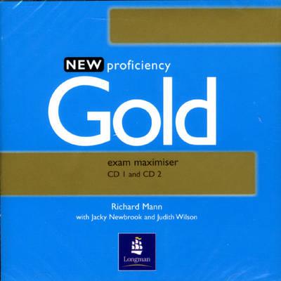 New Proficiency Gold Maximiser CD - Gold (CD-Audio)