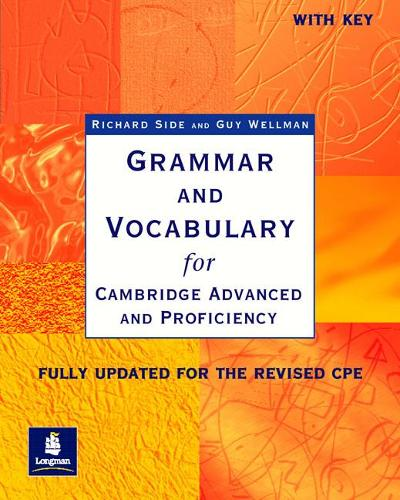 Grammar & Vocabulary CAE & CPE Workbook With Key New Edition - Grammar and Vocabulary (Paperback)