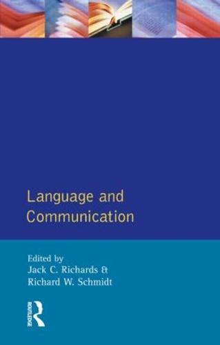 Language and Communication - Applied Linguistics and Language Study (Paperback)