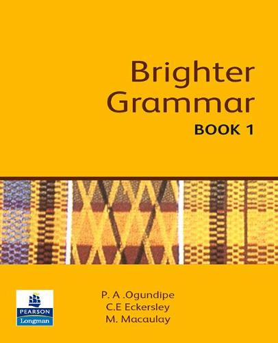 Brighter Grammar Book 1 African Edition - Brighter Grammar African Edition (Paperback)