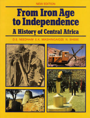 From Iron Age to Independence: A History of Central Africa New Edition (Paperback)