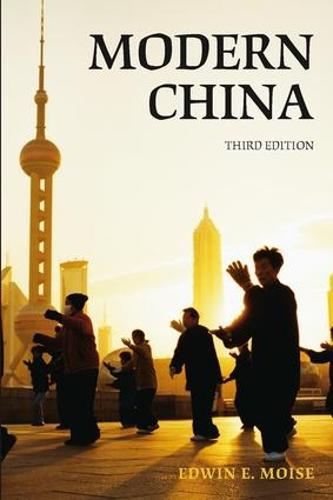 Modern China (Paperback)