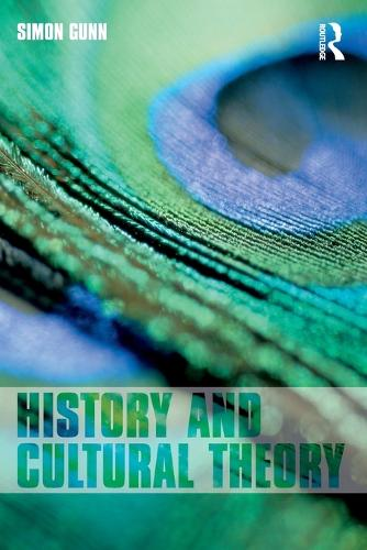 History and Cultural Theory (Paperback)