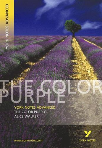 Cover The Color Purple: York Notes Advanced - York Notes Advanced