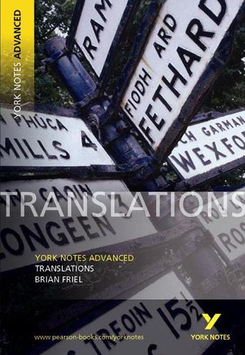 Translations: York Notes Advanced - York Notes Advanced (Paperback)