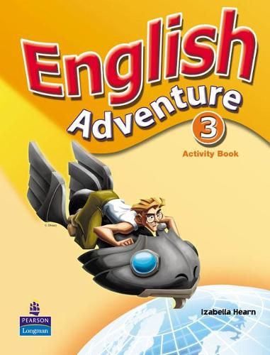 English Adventure Level 3 Activity Book - English Adventure (Paperback)