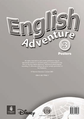 English Adventure Level 3 Posters - English Adventure (Poster)