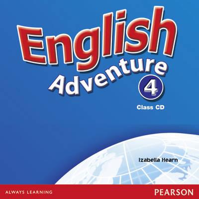 English Adventure Level 4 Class CD - English Adventure (CD-Audio)