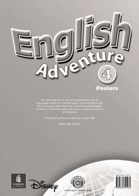 English Adventure Level 4 Posters - English Adventure (Poster)