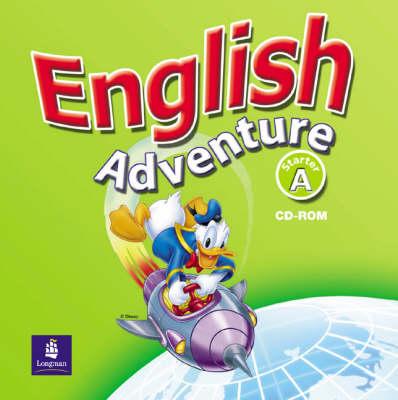 English Adventure Starter A Video - English Adventure (CD-ROM)