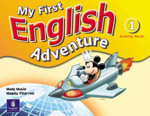 My First English Adventure Level 1 Activity Book - English Adventure (Paperback)