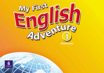 My First English Adventure Level 1 Flashcards - English Adventure