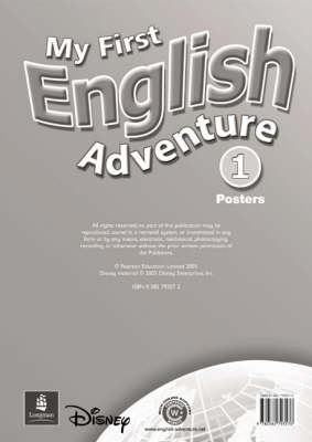 My First English Adventure Level 1 Posters - English Adventure (Poster)