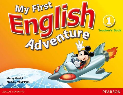My First English Adventure Level 1 Teacher's Book - English Adventure (Spiral bound)