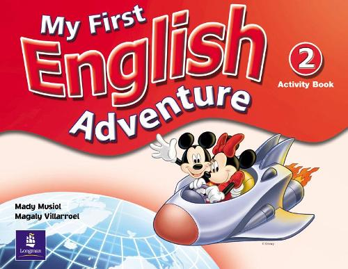 My First English Adventure Level 2 Activity Book - English Adventure (Paperback)