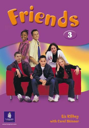 Friends 3 Global Student's Book - Friends (Paperback)