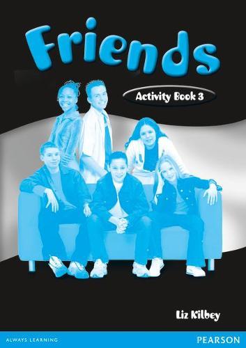Friends 3 (Global) Workbook - Friends (Paperback)