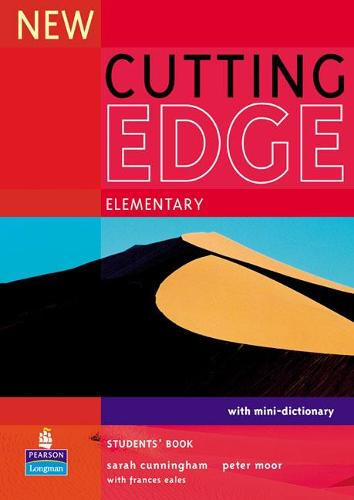 New Cutting Edge Elementary Students' Book - Cutting Edge (Paperback)
