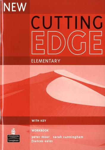 New Cutting Edge Elementary Workbook with Key - Cutting Edge (Paperback)