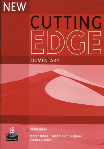New Cutting Edge Elementary Workbook No Key - Cutting Edge (Paperback)
