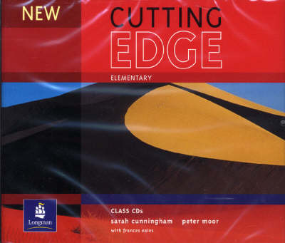 New Cutting Edge Elementary Class 1-3 CD - Cutting Edge (CD-Audio)