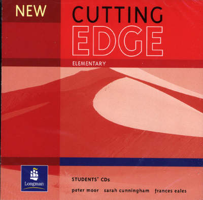New Cutting Edge Elementary Student CD 1-2 - Cutting Edge (CD-Audio)