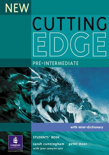 New Cutting Edge Pre-Intermediate Students' Book - Cutting Edge (Paperback)