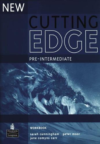 New Cutting Edge Pre-Intermediate Workbook No Key - Cutting Edge (Paperback)