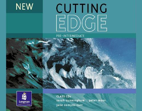 New Cutting Edge Pre-Intermediate Class CD 1-3 - Cutting Edge (CD-Audio)