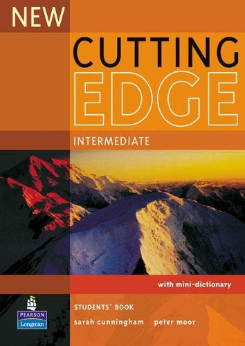 New Cutting Edge Intermediate Students' Book - Cutting Edge (Paperback)