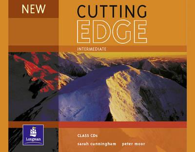 New Cutting Edge Intermediate Class CD 1-3 - Cutting Edge (CD-Audio)