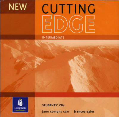 New Cutting Edge Intermediate Student CDs (2) - Cutting Edge (CD-Audio)