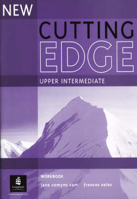 New Cutting Edge Upper-Intermediate Workbook No Key - Cutting Edge (Paperback)