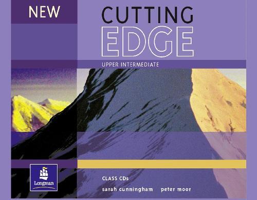 New Cutting Edge Upper-Intermediate Class CD 1-3 - Cutting Edge (CD-Audio)