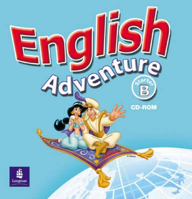English Adventure Starter B Video - English Adventure (CD-ROM)